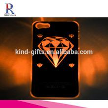 *NEW* COOL!!! DIAMOND SENSE FLASH LIGHT UP CASE For iPhone 5/5S KDLPC029