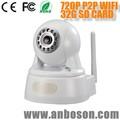 كشف حركة الكاميرا لاسلكية صغيرة wifi المزدوج p2p 3gp