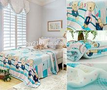 Wholesale bed sheet wool baby Coral Fleece blanket