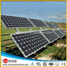 230ft 3000L/h high pressure pump solar water pumps for wells