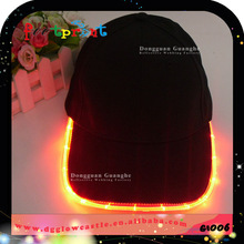 Nice gifts light spot flash LED Cap&Hat