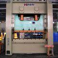 la serie jw36 máquina de la prensa con volante de inercia