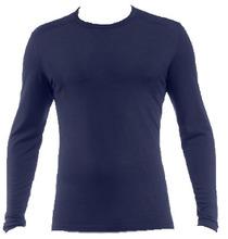 Merino wool Long Sleeve Crewe sportwear base layers