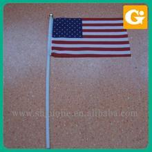 World Flag Swing Flag Hand Held Promotional Flags