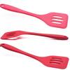 colorful silicone spatula,Integrated silicone spatula in Kitchen Essential