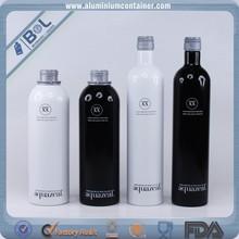750ml shiny aluminum bottle for vodka distillery for sale, remy nartin xo, hennessy cognac engraved liquor bottles wholesaler