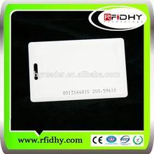 125khz mango tk28 rfid cards rfid prepaid card