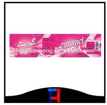 2014 hot selling shrink wrap design for Japan/Korea