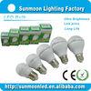 3w 5w 7w 9w 12w e27 b22 ce rohs 2014 energy saving light bulbs led