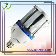 led video light CRI>83 ruby capacitance 27w led e27 led corn light