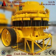 Stone Cone Crusher, electric hydraulic rock breaker