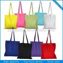WHOLESALE shopper tote durable cotton bag/eco bag