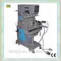 Automática cheia 4- cor de bola de golfe tapetesdecarro printting/tapetesdecarro impressora para tampa de garrafa lc-spm4-150rsv