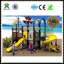 2014 Hot sale!kids playground game center/pirate ship playground/playground for children/outside playground QX-041A