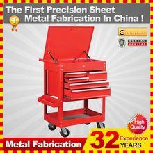 Kinlde custom aluminum tool chest