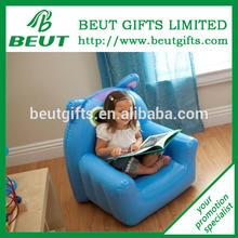 High Quality Hot sell Promotional Custom Logo Cheap Children Boy Girl Kids Inflatable Air Sofa