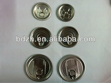 High quality best price golden easy open can lid