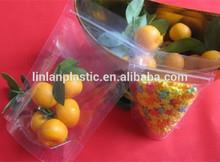 portable fruit and vegetables folding Stick a bone shopping plastic bag