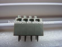 Spring mini type pitch 3.5mm Dinkle 0136 terminal block