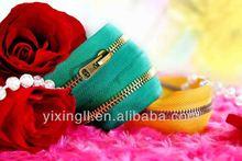 Metal zipper manufacturer 4 zipper binder
