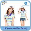 Stripe quick dry polo shirt cheap shirt wholesale