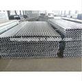 Profils de gypse galvanisé / cloison sèche profil de métal / profils en acier galvanisé