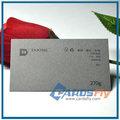 kaliteli kredi kartı büyüklüğünde CR80 benzersiz kartvizit kağıt