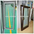 wanjia de fábrica de aluminio anodizado marco de la ventana de la restauración