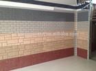 Exterior & Interior Decorative Siding Faux Brick Stone Wall Panels