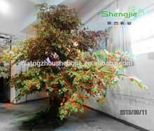ภูมิทัศน์เทียมเลียนแบบสูงทำให้ผู้ผลิตสวนdecroartivedผสมสูงเทียมสีเมเปิ้ลต้นไม้