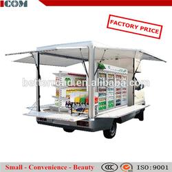 Diesel Mobile Food Truck/Mobile Food Truck Vending Car/Food Truck Vending Car