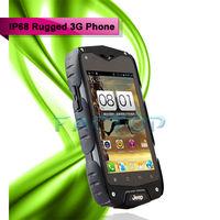4.0Inch IPS Dual SIM 3G Waterproof Rugged Je EP Z6 Original Best Unlocked Cell Phone