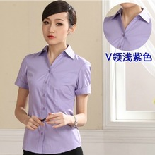 summer office shirt for lady