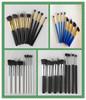good quality 8pcs 10pcs cosmetic brush set, synthetic make up brushes