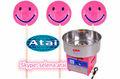 التجارية صانع حلوى القطن الخيط الطرف آلة تخزين
