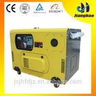 Air-cooled silent 15kva diesel power sets 12kw power generator price