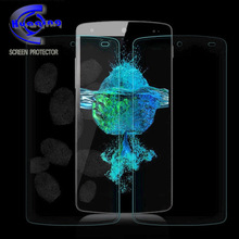 High quality crystal clear tempered glass screen protector For LG google nexus 5 manufacture supply mobile phone accessories