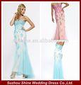 yed10506 celebridad hermoso vestido de noche largo china cordón vestidodenoche apliques de encaje vestidodenoche