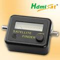 Dvb-s2 signal satellite finder medidor