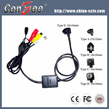 CS-N116CSEP4 16*16mm Mini Spy Camera Hidden Cctv Spy Cameras With Microphone