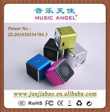 MUSIC ANGEL JH-MD07U earphone audio tech speakers small business ideas