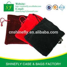drawstring bag gift silk pouch