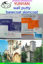 spray powder paint fiber wall coating