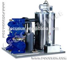 sea water flake ice machine used on the fish vessel