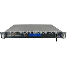 CATV 1310nm Fiber 22mW HF Radio Transceiver