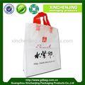non tessuto promozionali tote bag borse per la spesa a buon mercato