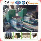 Best- selling rice husk charcoal briquette making machine production line