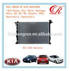 KIA Carnival 3.5 ATauto radiator spare parts or accessories
