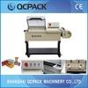 tray semi automatic shrink film sealing machine