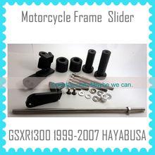 Motorcycle Frame Slider for SUZUKI GSXR1300 hayabusa 1999 2000 2001 2002 2003 2004 2005 2006 2007